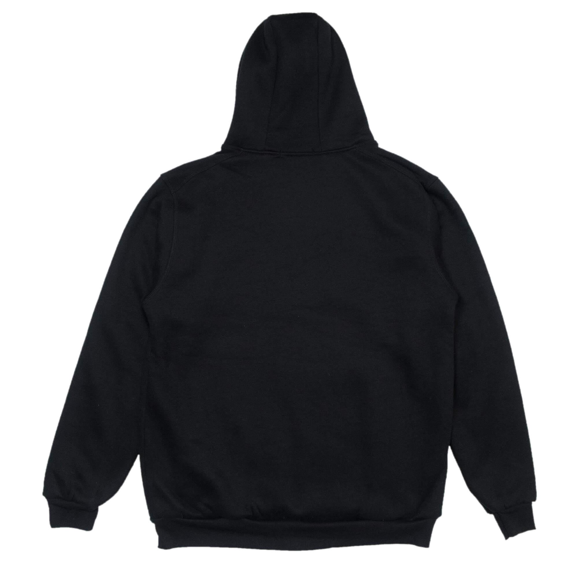 厚刷毛外套 保暖外套 連帽外套 夾克外套 休閒外套 黑色外套 Fleece Jackets Warm Jackets Casual Jackets Men's Jackets (312-2801-21)黑色 單一尺寸 F 胸圍46英吋 (117公分) 男 [實體店面保障]sun-e 4