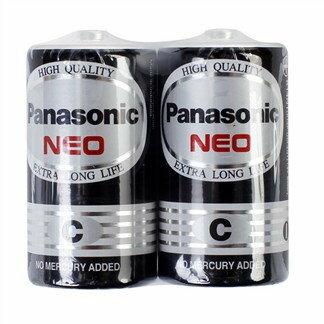 國際牌 2號電池黑色 2入/組