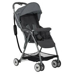 Graco 超輕量型單向嬰幼兒手推車 羽量級 FEATHERWEIGHT酷樂黑