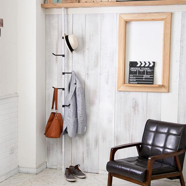 Loxin【BG0750】ikloo~頂天立地全方位衣帽架 吊衣架 多功能 開放式吊掛 衣物收納