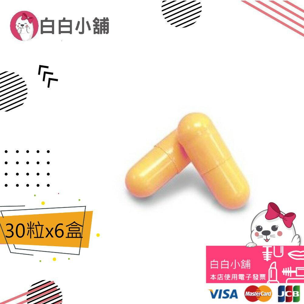 Dr.沛思巴西綠蜂膠全民健康組(30粒x6盒)【白白小舖】