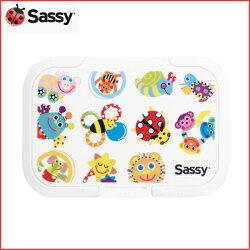 日本製 Bitatto 重覆黏濕紙巾專用盒蓋(大) Sassy 昆蟲明星大集合 *夏日微風*