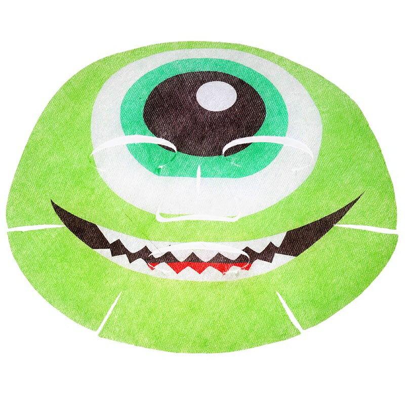 【真愛日本】16030100009限定DN面膜-大眼仔  迪士尼 玩具總動員 TOY  面膜 保濕面膜