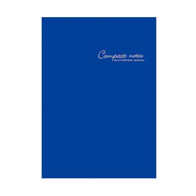 美加美 AO3054 100K膠皮筆記~藍 3本  包
