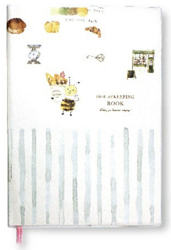 ZAKKA 25K家計簿-蜜蜂 BHK-27B《品文創》
