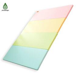 【麗嬰房】韓國 Pico design 皮可設計無毒地墊-馬卡龍四色墊 (大)