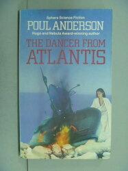 【書寶二手書T3/原文小說_NIP】The Dancer from Atlantis_Poul Anderson