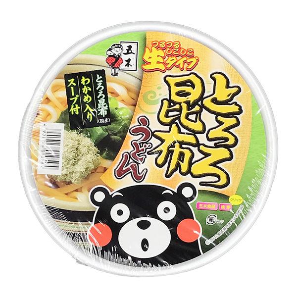 日本 五木 昆布烏龍麵(160g)【庫奇小舖】