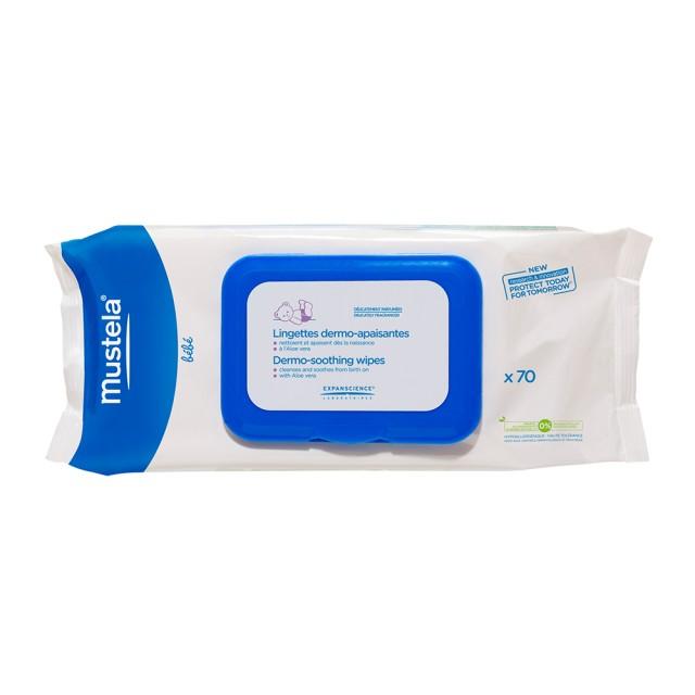 【Mustela 慕之恬廊 】多慕賦活(香氛)頂級淨膚棉(70張/包) 0