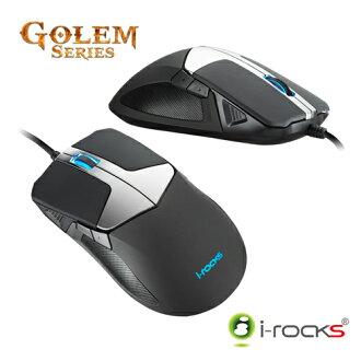 [福利品] i-Rocks M20 Golem光學電競滑鼠 Razer雷蛇比較