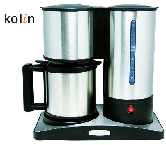 【Kolin 歌林】1.5公升咖啡壺 (CO-R150S) 居家美學 頂級享受