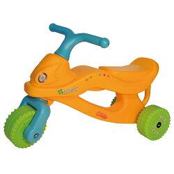 寶貝樂 撞色機器人學步車/助步車-黃色(BTCA21Y)