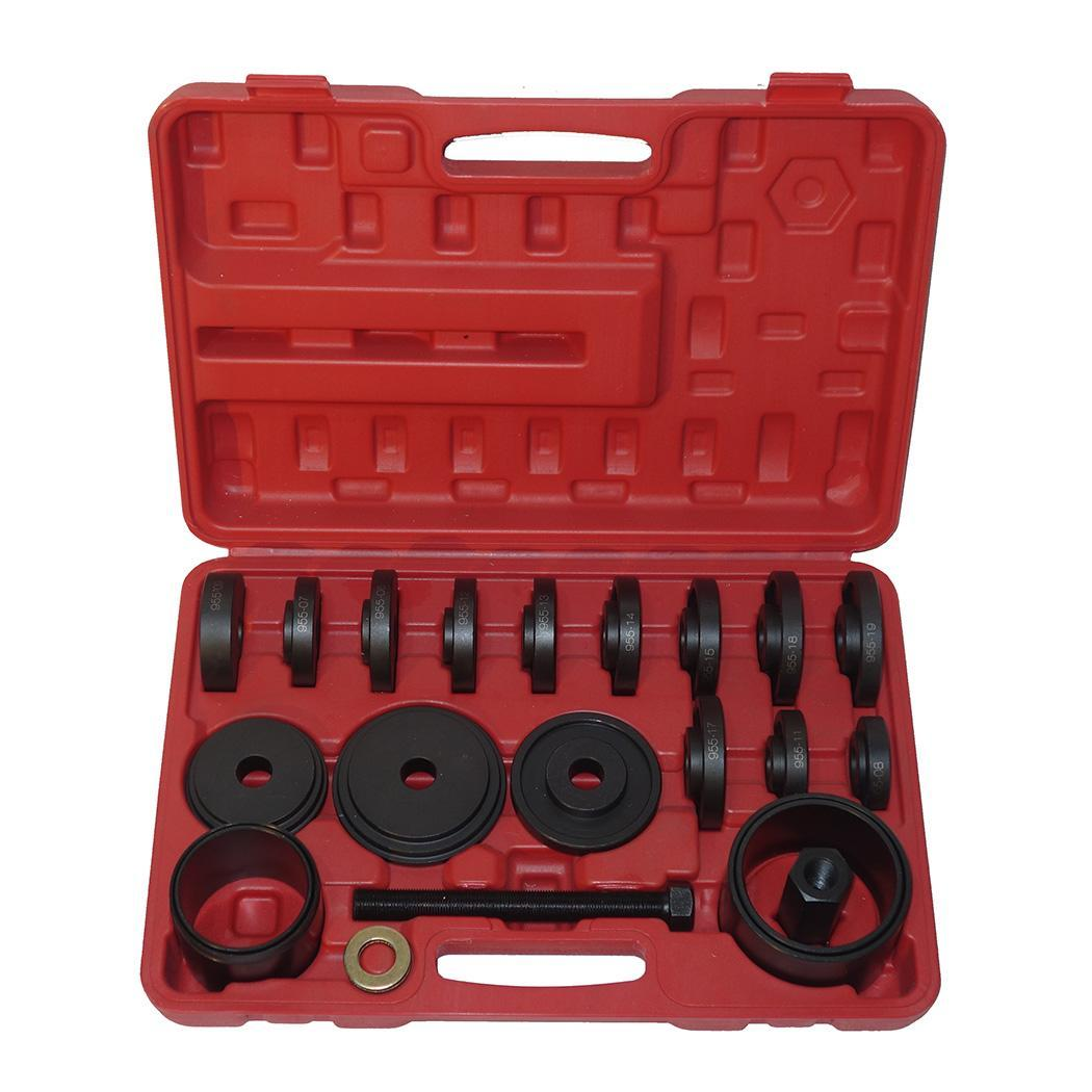 FWD Front Wheel Tool Kit Drive Bearing Removal Adapter Puller Pulley Tool Kit 2