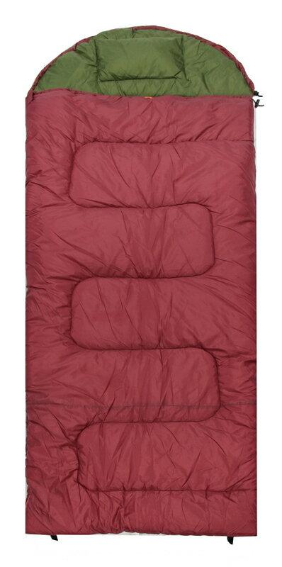 【【蘋果戶外】】Lirosa AS054H 吉諾佳 Callage 中空聚酯纖維睡袋 露營居家兩用 帽可拆附枕頭 可拼接