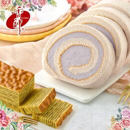 母親節預購熱銷美味 香卷 蛋定千層蛋糕