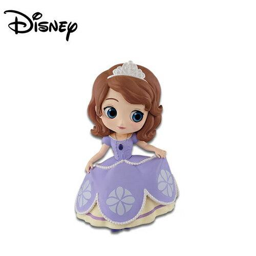 【日本正版】Q posket Petit 蘇菲亞 公仔 小公主 Sofia 模型 迪士尼 萬普 Banpresto - 381009-PP