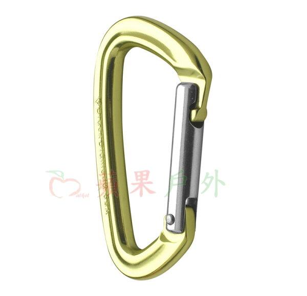 【【蘋果戶外】】BlackDiamond210261Positron直口快扣鉤環小型無鎖勾環BD