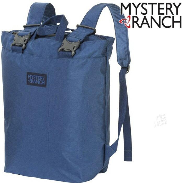 Mystery Ranch 神秘農場 Booty Deluxe 21L 後背包/手提包/購物袋 61104 靛藍 Indigo