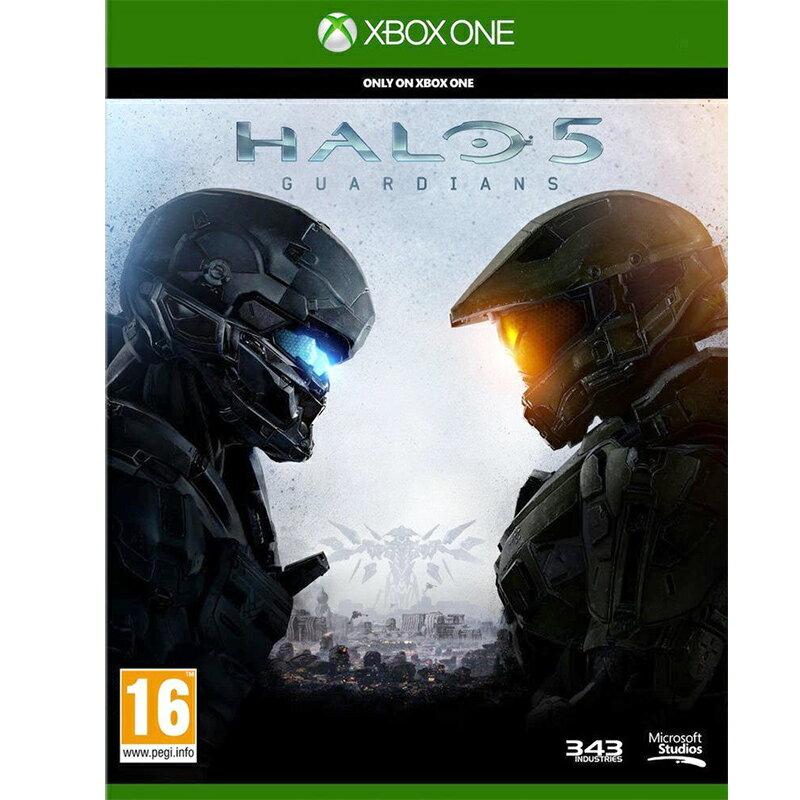 XBOX ONE Halo 5 最後一戰5:守護者 -中文英文合版- Halo 5: Guardians