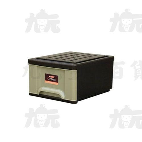 【九元生活百貨】聯府GT096XL加州抽屜整理箱置物收納GT-096