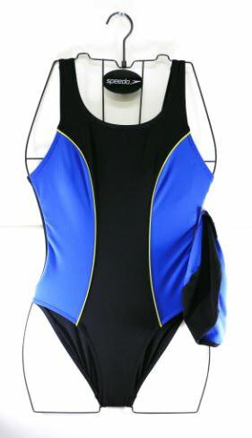 [陽光樂活] Let's jet 雷氏吉兒 連身款泳衣 A1334-74(出清特價)