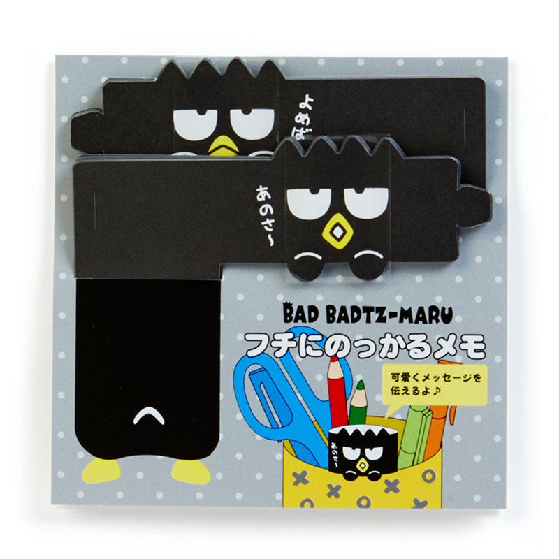 【真愛日本】18031000025 裝飾便條組-OX加ACA 三麗鷗 酷企鵝 筆筒裝飾便條