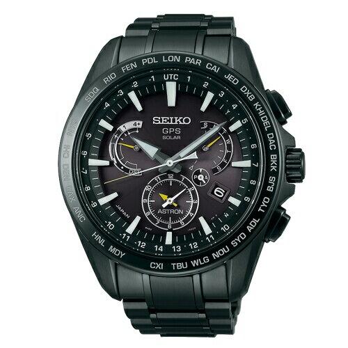 SEIKO ASTRON 衛星定位GPS太陽能腕錶/不鏽鋼錶款/SSE079J1(8X53-0AD0SD)