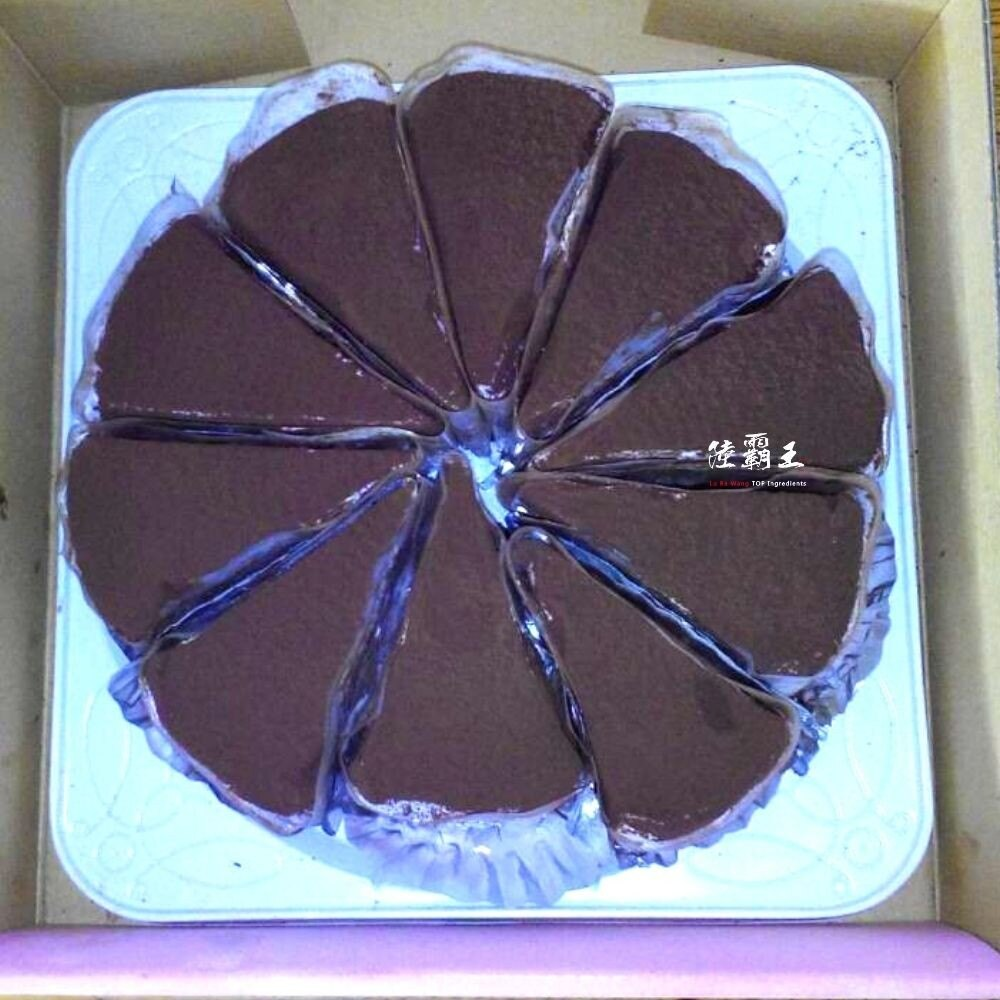 【陸霸王】8吋提拉米蘇蛋糕10入_蛋糕 歐式點心喜宴專用