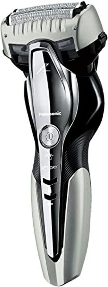 Panasonic【日本代購】松下 電動刮鬍刀 3刀片 水洗 充電式 ES-ST6Q - 二色