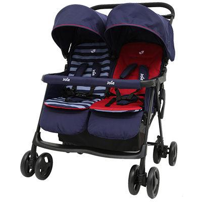 奇哥Joieairetwin雙胞胎嬰兒推車【悅兒園婦幼生活館】
