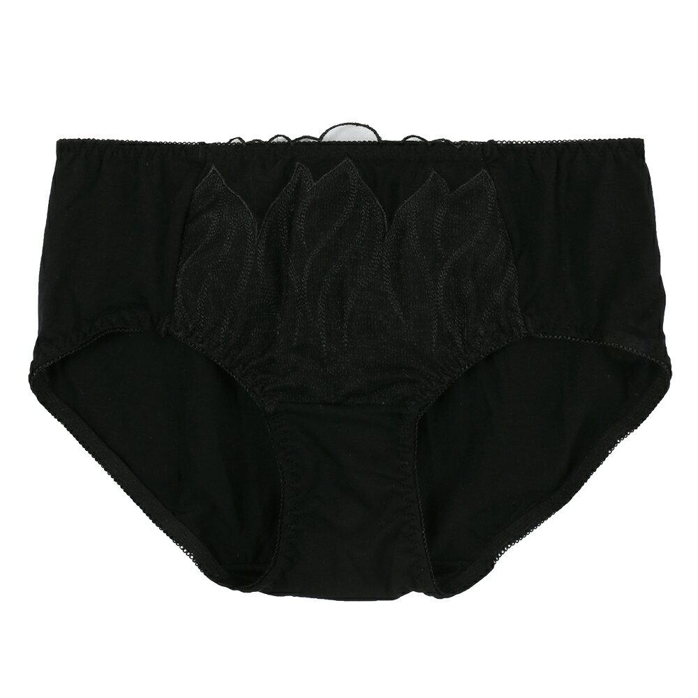 【Emon】夏綠魅影集中系列三角褲(黑) 3