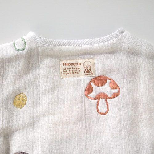 Hoppetta - 六層紗蘑菇睡袍 6