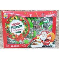 聖誕拐杖糖 1盒225公克▶全館滿499免運