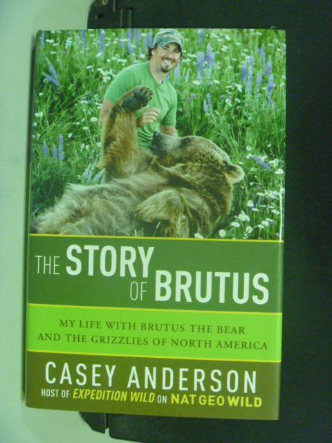 ~書寶 書T9/動植物_HFQ~The Story of Brutus_Anderson