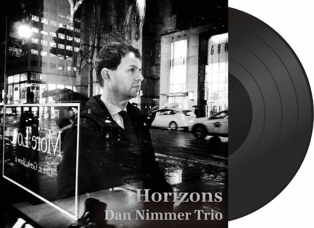 丹.尼默三重奏:地平線 Dan Nimmer Trio: Horizons (Vinyl LP) 【Venus】 1