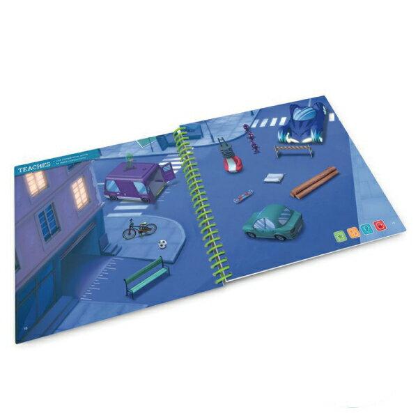 美國 LeapFrog 跳跳蛙 LeapStart 幼兒13-睡衣小英雄3D 全英行動學習書籍 5