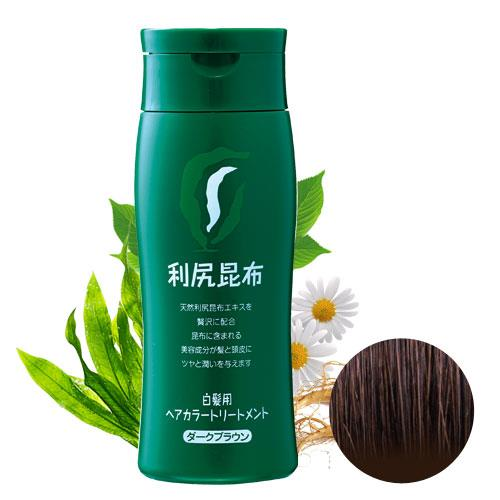 Sastty 利尻昆布染髮劑 日本第一台灣總代理公司貨 染髮過敏的救星