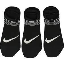 iSport 愛運動 NIKE  S號(21~24CM) 襪子 一組三雙 SX5277010 女  踝襪 船型襪 短襪
