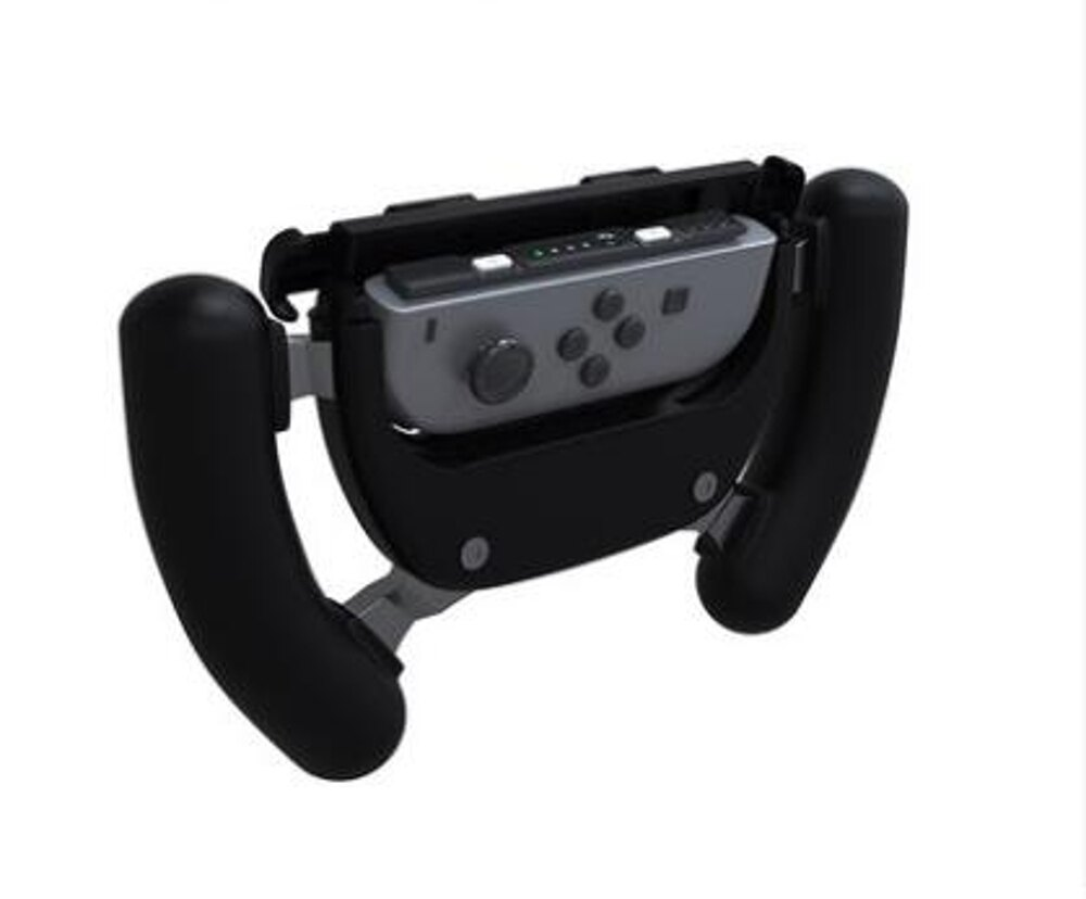 任天堂Switch Joy Con F1賽車方向盤遊戲手柄 手柄握把    非凡小鋪
