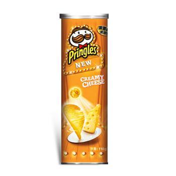 品客洋芋片-香濃起司口味110g/罐【合迷雅好物商城】