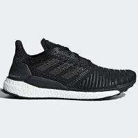 Adidas SOLAR BOOST 男鞋 慢跑 訓練 健身 緩衝 透氣 黑 【運動世界】 CQ3171-運動世界-潮流男裝