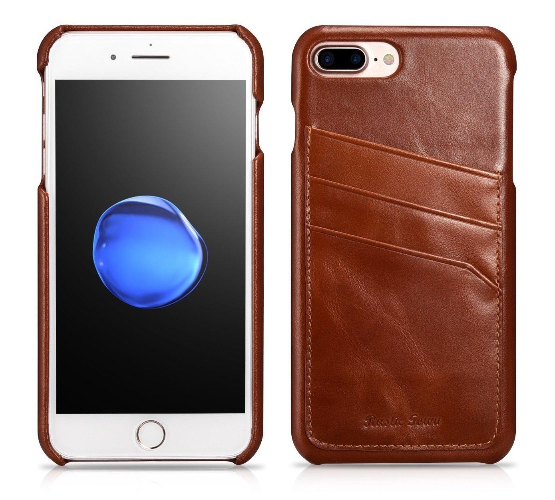 Rustic Town Iphone 8 Plus Iphone 7 Plus Handmade Genuine Leather