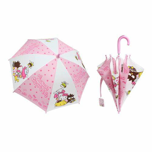Hello Kitty 童傘(雨傘/兒童直傘)446-65374★衛立兒生活館★