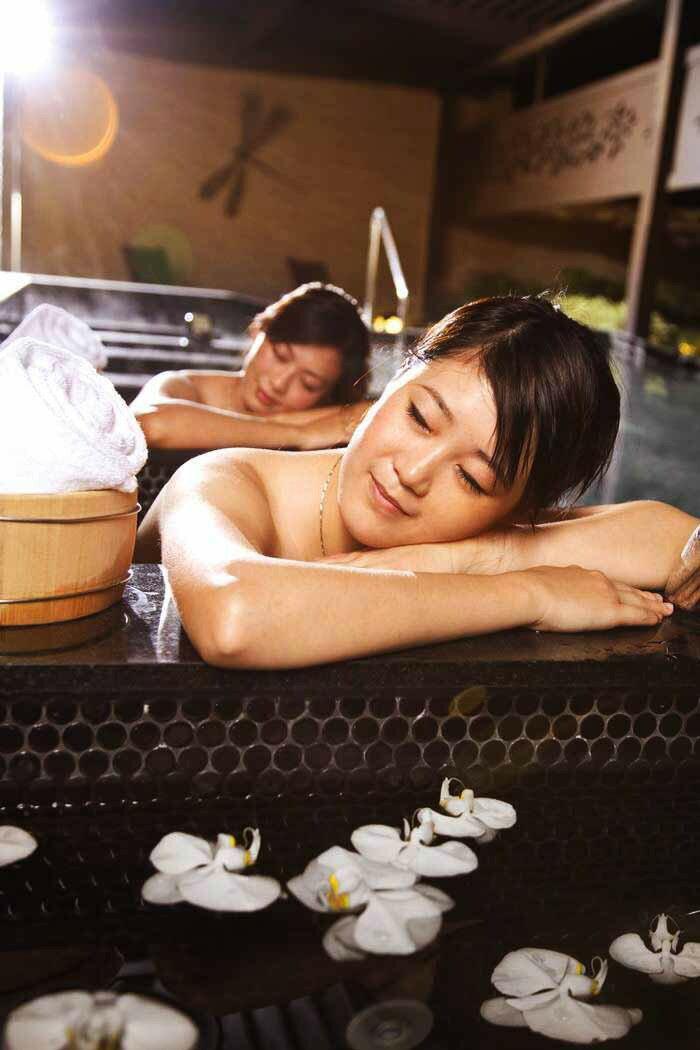 【高雄】花季度假飯店-出雲風呂-單人裸湯