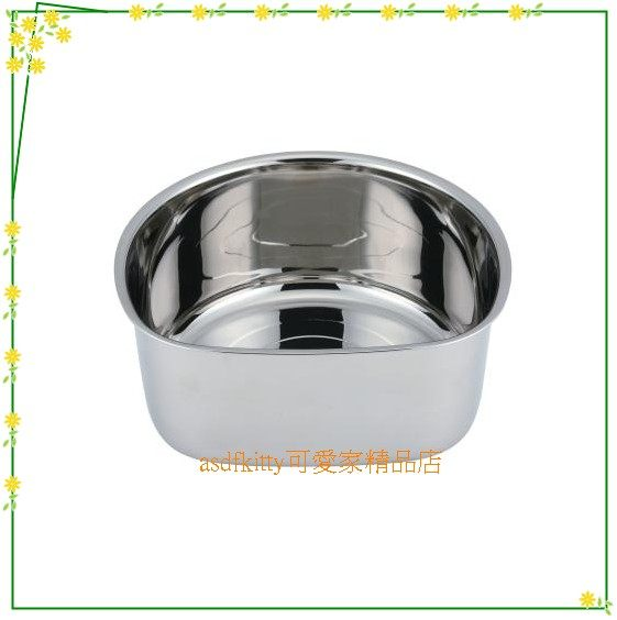 asdfkitty可愛家☆貝印D型18-8不鏽鋼洗碗盆/洗菜盆/洗臉盆/洗衣盆-日本製