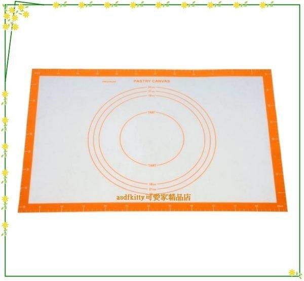 asdfkitty可愛家☆日本CAKELAND矽膠揉麵墊/擀麵墊/工作墊-可揉麵糰-做麵包-餅乾-日本正版台灣製