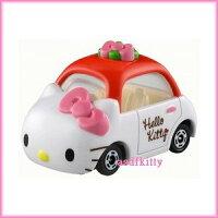 凱蒂貓週邊商品推薦到個人用品【asdfkitty】KITTY 多美夢幻小汽車-TOMY Dream TOMICA TM 152日本正版
