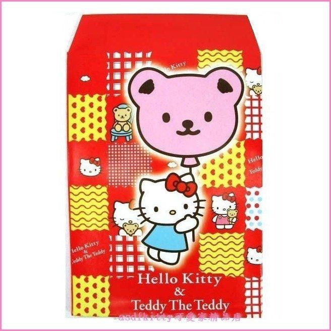 asdfkitty可愛家☆kitty紅包袋-禮物袋-信封-包裝袋-正版商品