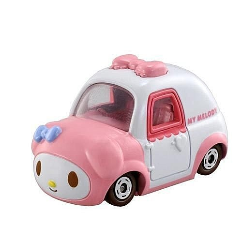 個人【asdfkitty】美樂蒂多美夢幻小汽車TOMY Dream TOMICA TM49912日本正版商品