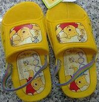 『121婦嬰用品館』小熊維尼拖鞋涼鞋 - 16號 0